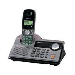 Радиотелефоны - Телефон Panasonic KX-TCD235 с автоответчиком.…, 0