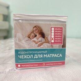 Наматрасники и чехлы для матрасов - чехол влагозащитный askona cotton cover (160x200x30), 0