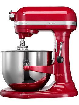 Промышленные миксеры - Миксер планетарный KitchenAid 5KSM7580XEER красный, 0