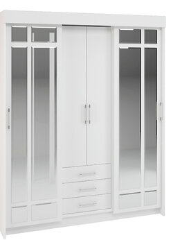Шкафы, стенки, гарнитуры - шкаф - купе, 0