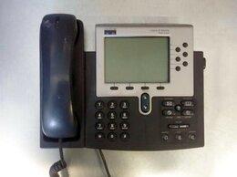 VoIP-оборудование - VoIP Телефон Cisco 7960G, 0