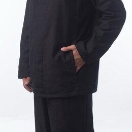 Одежда - Костюм ткань молескин, 0