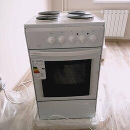Плиты и варочные панели - Электрическая плита, 0