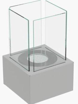 Камины и печи - Настольный биокамин Kratki Tango 1 Гранит, 0