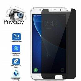 Защитные пленки и стекла - Защитное стекло Anti view для Samsung Galaxy S6, 0