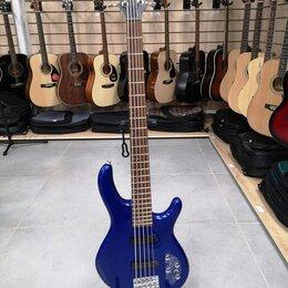 Электрогитары и бас-гитары - Новый 5-струнный бас Cort, 0