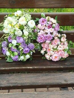 Искусственные растения - Искусственные цветы,пионы средние, 0