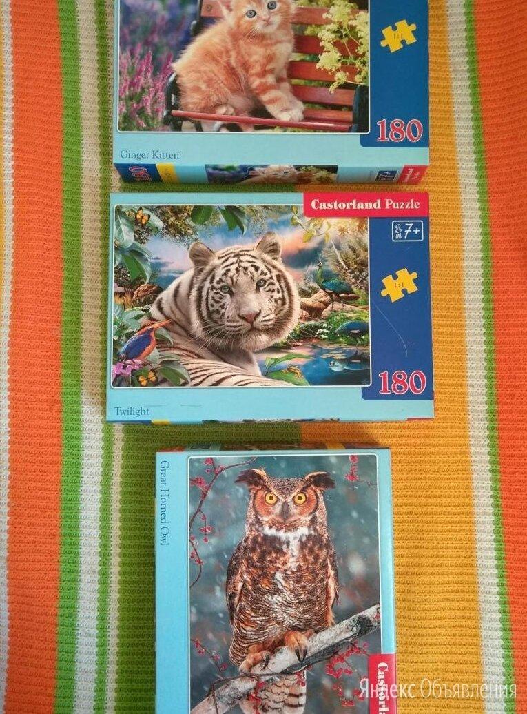 Пазлы Саstorland 180, 260, 300 деталей по цене 100₽ - Пазлы, фото 0