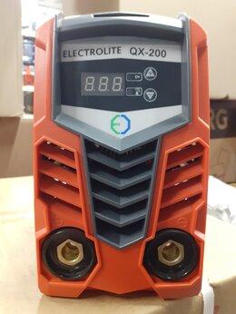 Сварочные аппараты - Инверторный аппарат ELECTROLITE QX-200, 0