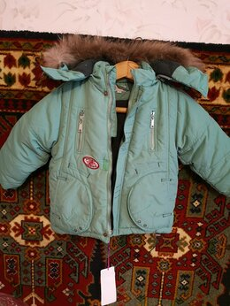 Куртки и пуховики - Куртка Wewins тёплая зимняя на мальчика 3 года, 0