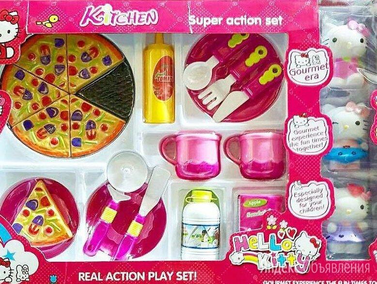 Кухня Helle Kitty Pizza Party по цене 999₽ - Игрушечная мебель и бытовая техника, фото 0