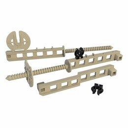 Уголки, кронштейны, держатели - Модульный элемент стяжки для несъемной опалубки…, 0