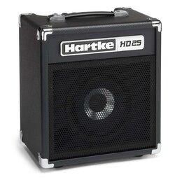 Гитарное усиление - HARTKE HD-25 Комбоусилитель для бас-гитары, 8, 25W, 0
