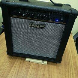 Гитарное усиление - Комбоусилитель для электро гитары Cruzer CR-15RG, 0