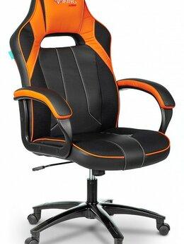Компьютерные кресла - Кресло игровое Viking 2 Aero ORANGE, 0