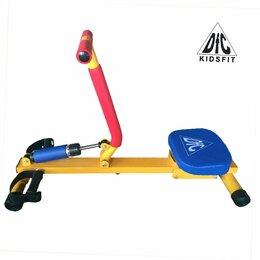 Гребные тренажеры - Гребной детский тренажер , 0