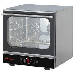 Жарочные и пекарские шкафы - Печь конвекционная Inoxtrend SN-UP-404EWS, 0