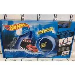 Радиоуправляемые игрушки - Трек Hot Wheels (Хот Вилс) HW282 (акула), 0