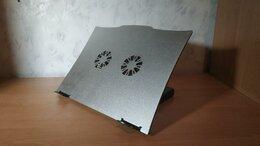 Аксессуары и запчасти для ноутбуков - Подставка для ноутбука с охлаждением Gembird NBS-5, 0