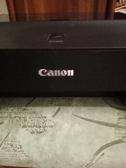Принтеры, сканеры и МФУ - Цветной принтер Canon pixma ip2700 струйный, 0