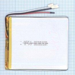 Аккумуляторы - Аккумулятор Li-Pol (батарея) 3*94*108мм 3pin…, 0