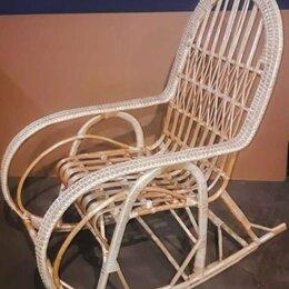 Плетеная мебель - Кресло-качалка Сити, 0
