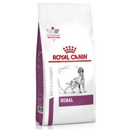 Корма  - Royal Canin Renal Dog 14 кг, 0