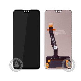 Дисплеи и тачскрины - Дисплей + тачскрин Huawei Y9 2019 Black, 0