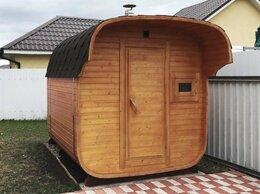 Архитектура, строительство и ремонт - Каркасная баня Квадро 2 метра, 0