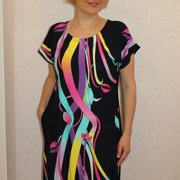 Платья - Платье вискозное Синди, 0