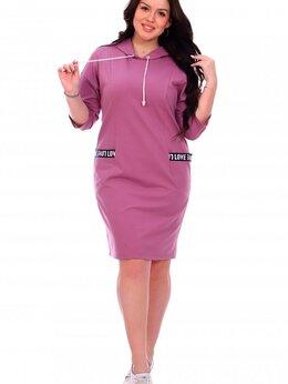 Платья - Платье трикотажное Лакшери (пудра), 0