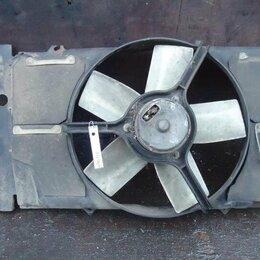 Электрика и свет - вентилятор радиатора  охлаждения Ауди 100 к 44  5 цилиндр б у, 0