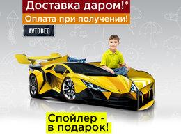 Кроватки - Кровать машина детская кровать для мальчика, 0