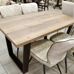 Столы и столики - Стол Фостер в стиле ЛОФТ, 0