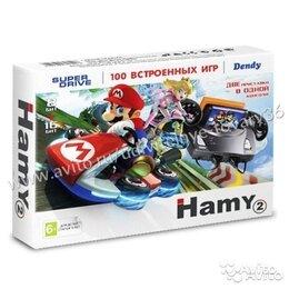 """Ретро-консоли и электронные игры - Sega - Dendy """"Hamy"""" 2 NEW (100-in-1), 0"""