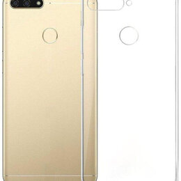 Чехлы - Huawei Honor 7A Pro Защитный чехол, 0
