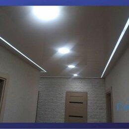 Потолки и комплектующие - Потолок со световыми линиями, 0