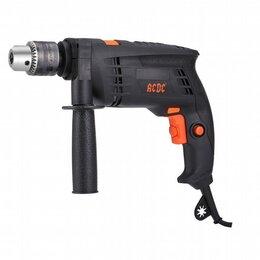 Дрели и строительные миксеры - Дрель ударная ACDC HD-980, 0