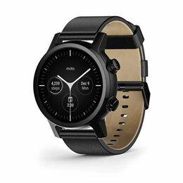 Умные часы и браслеты - Умные часы Motorola Moto 360 3rd GEN Stainless…, 0