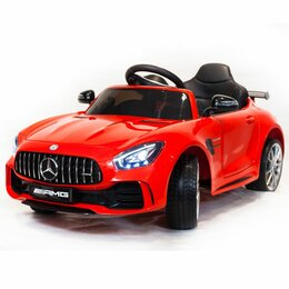 Электромобили - Электромобиль Mercedes-Benz GTR mini HL288, 0