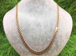 Цепи - Цепь золото 585 пробы массой 23.2 грамма (53СМ), 0