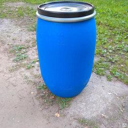 Бочки - Бочка пластиковая 100 литров. Б/У, 0