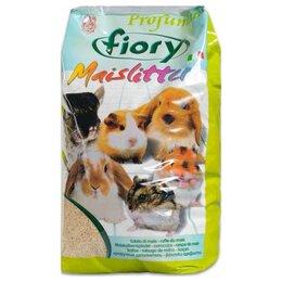 Сено и наполнители - Fiory Maislitter Profumato лимон 5 л  Наполнитель кукурузный для грызунов, 0