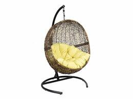 Кресла - Кресло подвесное Lunar Coffee, 0