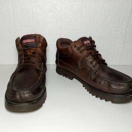 Ботинки - Ботинки «KicKers». Кожа.  UK – 8 или 42 по стельке 27,5 см., 0