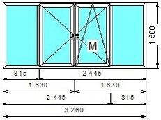 Дизайн, изготовление и реставрация товаров - пластиковые окна , 0