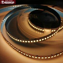 Светодиодные ленты - Светодиодная лента 12V 240LED 19,2W тёплый свет, 0