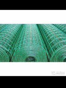 Сетки и решетки - Сетка сварная в пвх Ячейка 5 см, 0