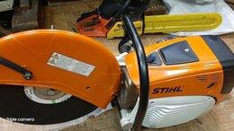 Аренда транспорта и товаров - Аренда бензореза STIHL TS 800, 0