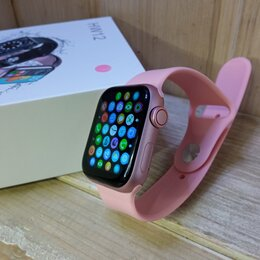 Умные часы и браслеты - Smart watch series 6 40 mm hw-12 смарт часы, 0
